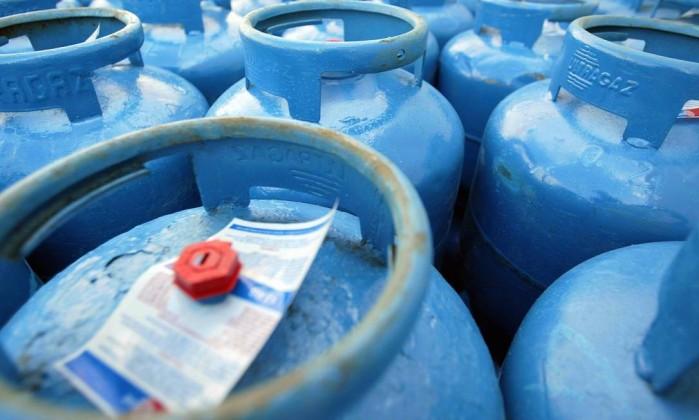Preço do botijão de gás aumenta (Crédito: Reprodução)
