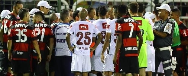 Flamengo é absolvido, Flu multado, e Sandro Meira Ricci é suspenso