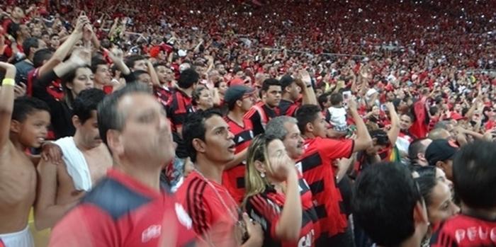 Flamengo leva 90% da carga de ingressos para jogo contra o Botafogo