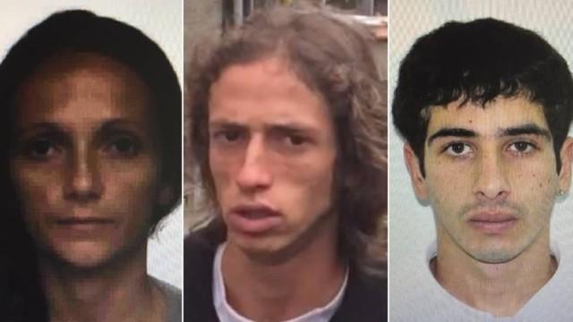 Três da mesma família são presos por tráfico de drogas (Crédito: Reprodução)
