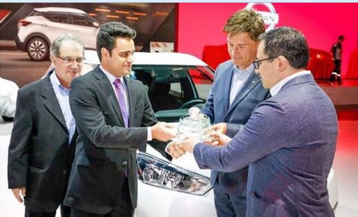 """Nissan Kicks é eleito """"Melhor Crossover da América Latina"""" (Crédito: Divulgação)"""