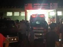 Grave acidente deixa dois mortos e oito feridos em SMT