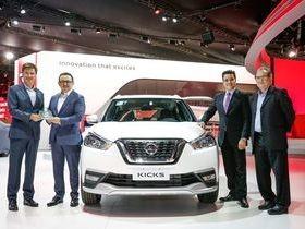 """Nissan Kicks é eleito o """"Melhor Crossover da América Latina"""""""