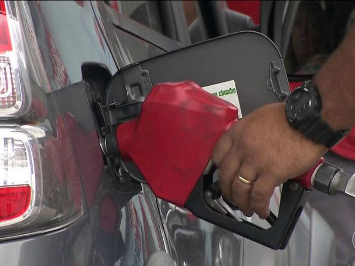 Preço da gasolina volta a subir