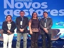 Prefeita Vilma Lima participa Seminário da CNM em Brasilia