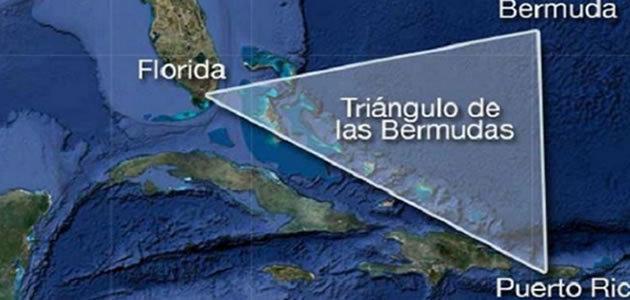 Pesquisadores descobrem segredos do Triângulo das Bermudas