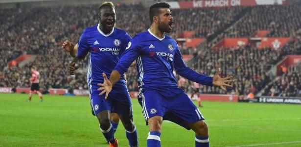 Chelsea tenta manter Diego Costa no clube