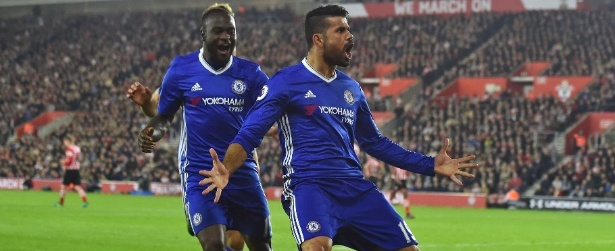 Chelsea oferece R$ 21.3 mi por ano para Diego Costa ficar no Clube