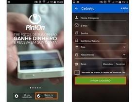 Saiba como ganhar dinheiro com aplicativo PiniOn em seu celular