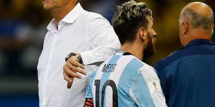 """Messi dispara após derrota: """"Temos que mudar essa situação"""""""
