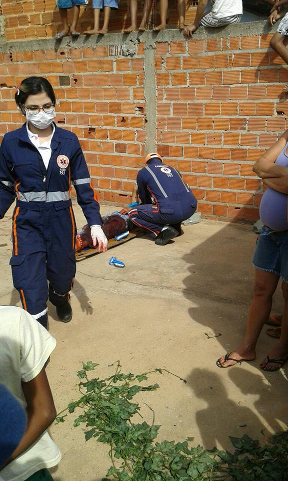 Policial à paisana impede assalto e atira contra bandido em Timon (Crédito: Reprodução)