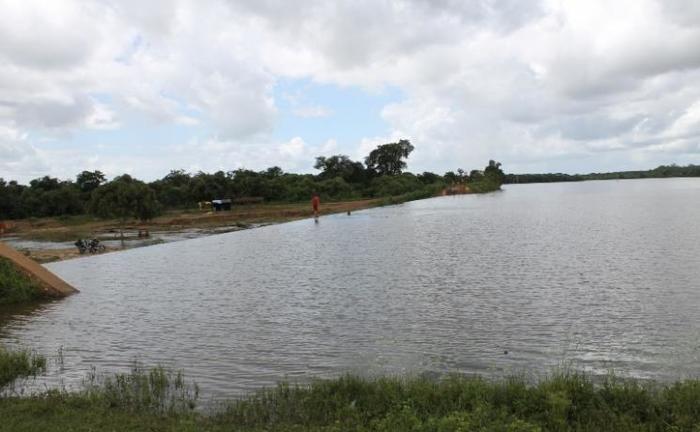 Jovem morreu afogado em barragem (Crédito: Reprodução)