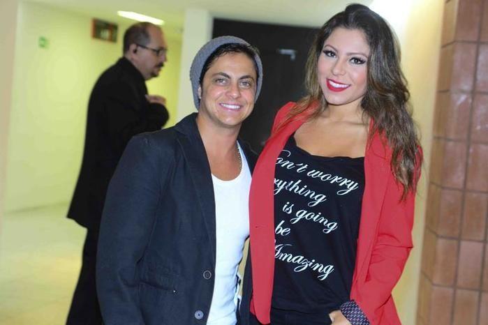 Thammy Miranda e Andressa Ferreira anunciam fim do namoro (Crédito: Reprodução)