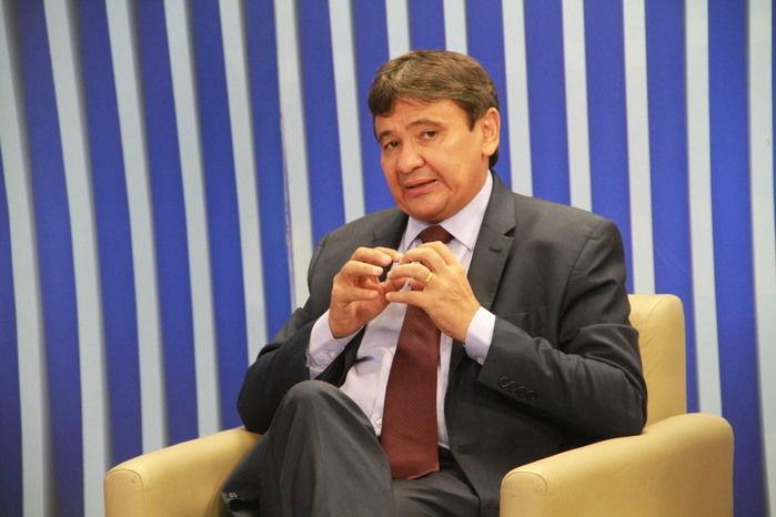 Governador Wellington Dias  (Crédito: Kelson Fontenele)