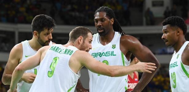 Brasil está suspenso de qualquer competição internacional de basquete  (Crédito: Reprodução)