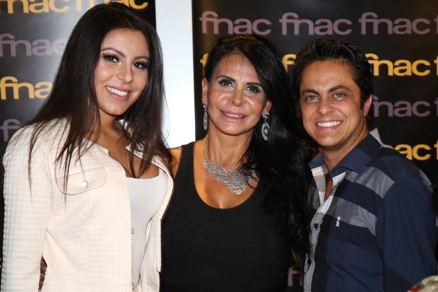 Andressa Ferreira, Gretchen e Thammy