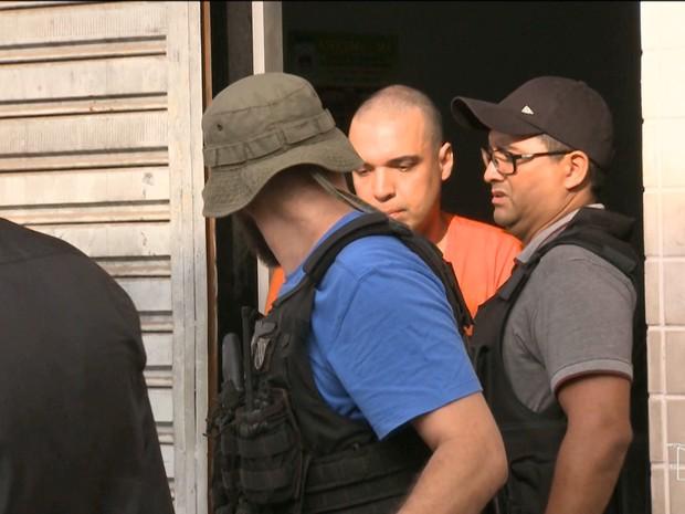Lucas Leite Ribeiro Porto tem prisão preventiva decretada (Crédito: TV Mirante)