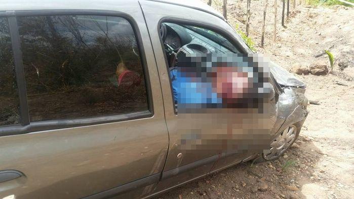Homem é perseguido e morto na Estrada da Alegria (Crédito: Plantão Policial)