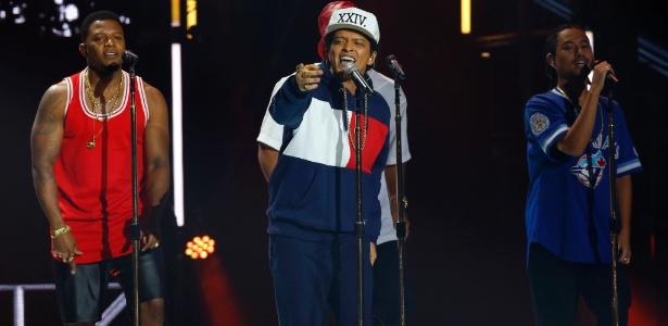 Bruno Mars não virá ao Brasil (Crédito: Divulgação)