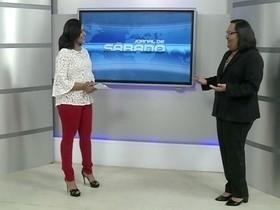 Jornal de Sábado com Suzy Sousa; veja destaques do dia 12/Nov