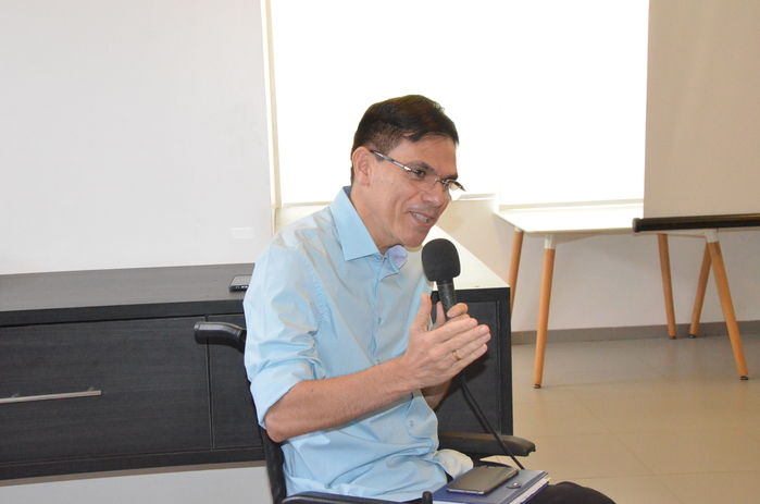 Amadeu Campos (Crédito: Magal)