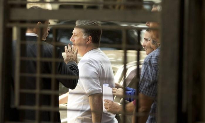 O ex-governador Anthony Garotinho (Crédito: O Globo )