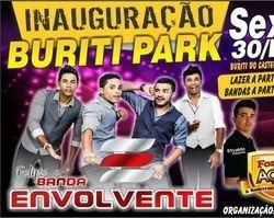 Zé Onça e família convida todos para a inauguração do Buriti Park