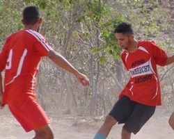 Grandes Jogos e belos Gols marcam abertura da Copa Sta. Luzia