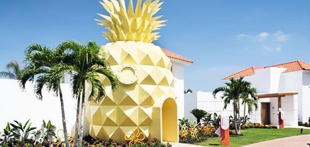Réplica de Casa do Bob Esponja vira sucesso