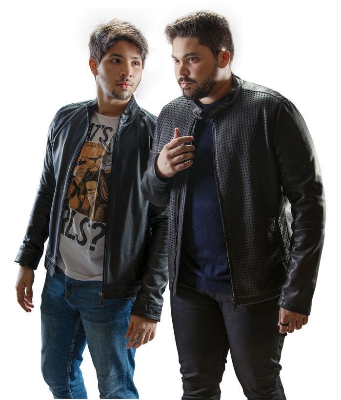 Pedro e Benício (Crédito: Divulgação)