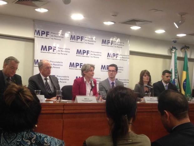 MPF devolve à Petrobras recursos recuperados na Operação Lava Jato (Crédito: Marcelo Rocha/RPC)