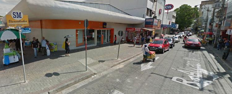 Prefeitura vai interditar os calçadões do centro a partir do dia 30