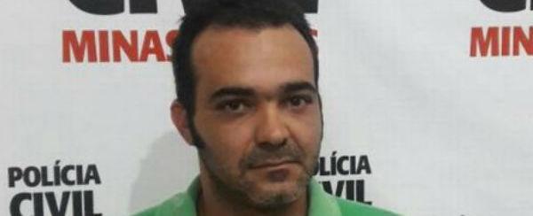 Suspeito de matar jovem para encobrir traição é preso em MG