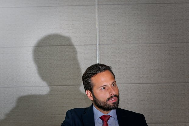 O ministro da Cultura de Temer, Marcelo Calero, que pediu demissão do governo (Crédito: Folhapress)