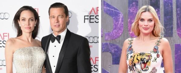 Por ciúmes, Jolie tentou impedir Brad Pitt de trabalhar com atriz