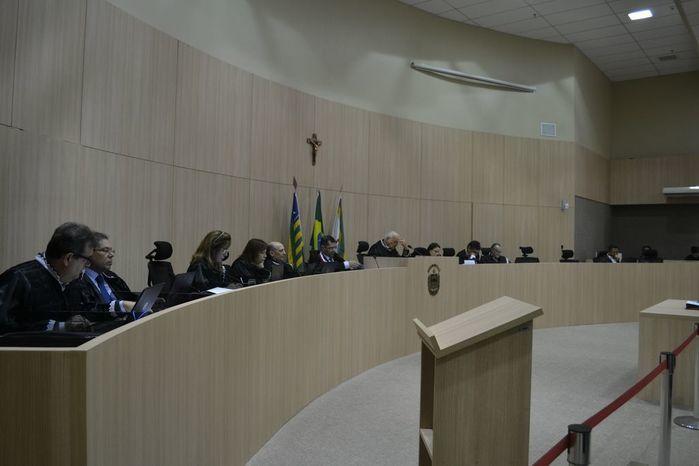 TCE-PI mandou ofício aos prefeitos alertando-os para os gastos  (Crédito: TCE-PI)