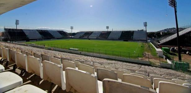 A Arena da Ilha será a casa do Flamengo a partir de janeiro de 2017 (Crédito: Reprodução)