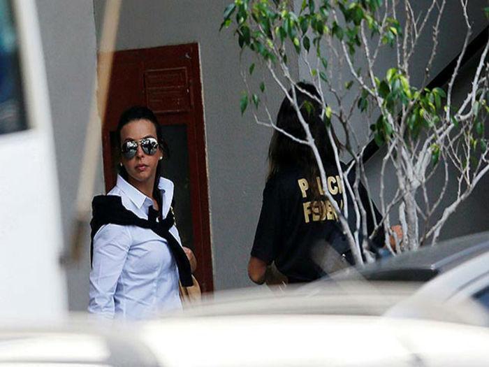 Adriana Ancelmo (Crédito: Reuters)