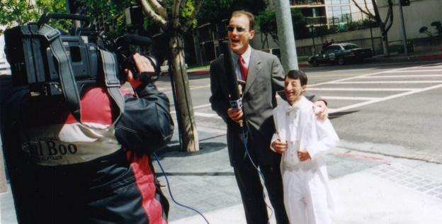 Rodolfo fez parceria de sucesso com ET nos anos 90 (Crédito: Arquivo Pessoal )