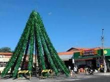 Prefeitura inicia trabalhos de decoração natalina em São Miguel