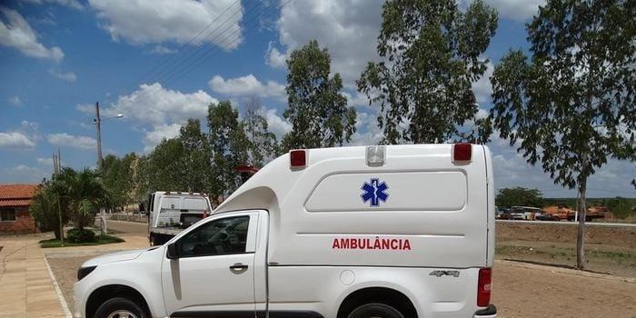 Prefeitura Compra Ambulancia Nova Para A UBS de Morro do Chapéu