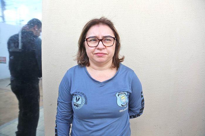 Delegada Rejane Piauilino, do Greco (Crédito: Efrém Ribeiro)