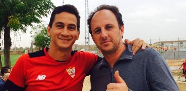 Rogério Ceni fez estágio na Espanha para virar treinador (Crédito: Reprodução)