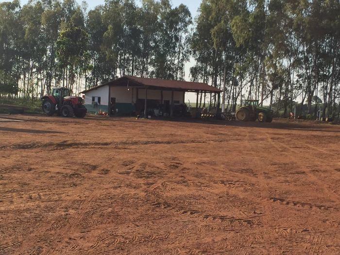 Fazenda do acusado em Pastos Bons/MA (Crédito: Reprodução/ Polícia Civil)