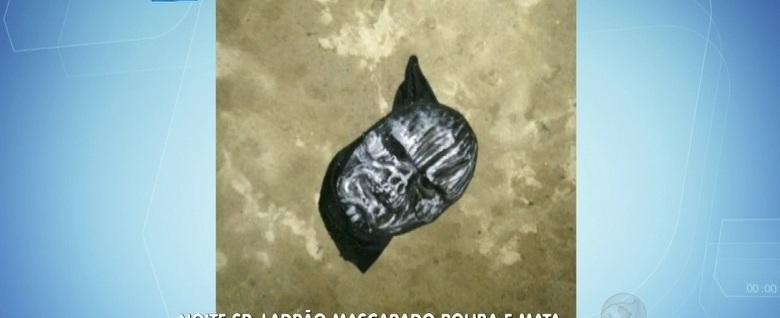 Idoso morre ao tentar defender família de assaltante mascarado