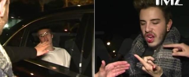 Justin Bieber dá soco em fã após show em Barcelona; vídeo