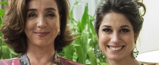 Mãe e filha em novela, Marisa Orth e Chandelly Braz serão um casal