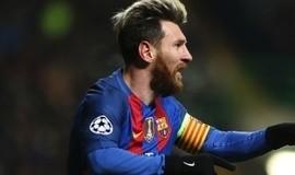 Com 2 de Messi, Barça supera o Celtic e garante vaga nas oitavas