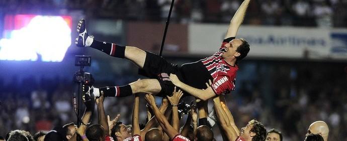 São Paulo deve anunciar Rogério Ceni como novo treinador