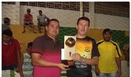 Forte vence Torneio de Futsal outubro rosa novembro azul
